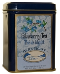 Dark Tickle - Blueberry Tea - Tin - 40 g