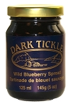 Dark Tickle - Wild Blueberry Spread - 125ml