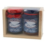 Dark Tickle - Gift Box - Jam  - Bakeapple and Partridgeberry - 2x57ml