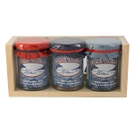 Dark Tickle - Gift Box - Jam - 3x57ml