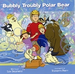 Bubbly Troubly Polar Bear