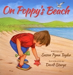 On Poppy's Beach - Susan Pynn Taylor