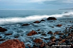 Canvas Photo  - 11 x 14 - Sea Symphony