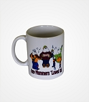 Any Mummers 'lowed in! - Mug