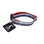 Dog Collar - Newfoundland Whale & Puffin