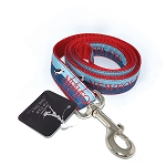 Dog Leash - Newfoundland w Whale & Puffin