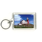 Key Chain - Ferryland Lighthouse