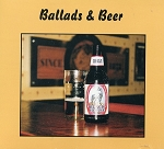 CD - Ballads & Beer- Various Artist