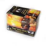 Jumping Bean - Single Serve - Deep Water Dark Coffee - 12 per pkg