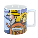 Old Salt & Lighthouse - Mug