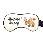 Sleep Mask - Almoose Asleep