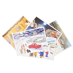 Mummers Christmas Cards - Assorted 25 Pack