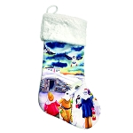 Christmas Stocking - NL Elliston Mummers