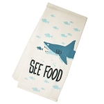 Dish Towel - See Food