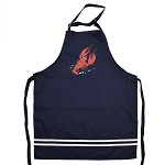 Apron - Lobster in Navy