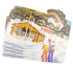 Mummer Placemat and Coaster Set - Mummering in Dildo