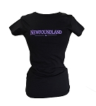 Junior - Ladies Tall Tee - Newfoundland