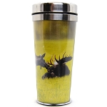 Travel Mug - Moose