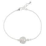Anklet - Starfish and Pearl