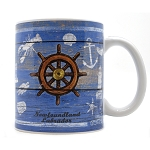 Coastal Nautical Mug