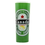 Shooter Glass - I Love Canada