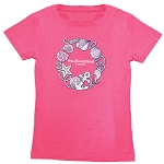 Youth - Girls T-Shirt - Encircled Shells