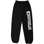 Sweatpants - NL Map on Leg-Black