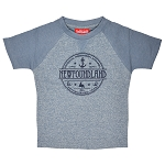 Kids Newfoundland Syro Coin/Anchor T-Shirt