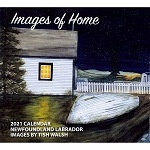 2021 Calendar - Images of Home By Trish Walsh