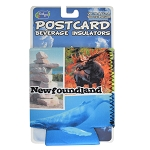 Neoprene - Can Insulator with Post Card