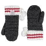 Coffee Shoppe - Mittens - Dark Smoked Pearl