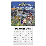 Mini -  2019 Magnetic Calendar - Newfoundland and Labrador 2019 - 4 .5