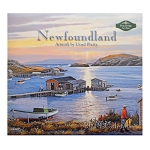 Calendar - 2019 -  Newfoundland - Artwork by LLoyd Pretty  - 13 3/8