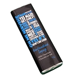 Chocolate Bar - Newfoundland Sayings - Milk Chocolate - 57g
