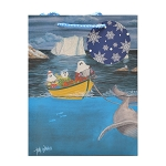 Gift Bag  - Mummer's Afloat - Medium - 9