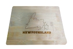 Wooden Newfoundland Cutting Board - Available October 2019