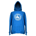 Hoodie - Proud Newfoundlander - Newfoundland Map - The Rock - Teal