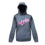 Hoodie - Adult - Sparkle Newfoundland - Dark Heather