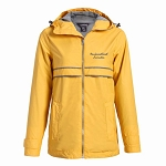 Landway - Ladies - North  West Rain Jacket -  Newfoundland  Labrador - Yellow