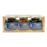 Dark Tickle - Gift Box - Jam - Bakepple, Blueberry, Partridgeberry - 3 x 110ml