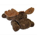 Plush - Laying Down Moose - 24