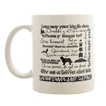 Mug - Newfoundland Sayings with Icons