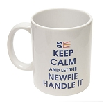 Mug - Keep Calm and let the Newfie Handle it