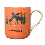 Moose Facts Mug