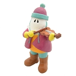 Musical Mummer Figurine with Fiddle - Featuring the Mummer's Song by Simani -  5.5