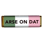 Newfoundland Chocolate Bar - Arse on Dat - 50g