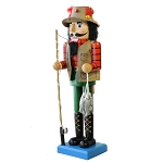 Nutcracker - Fisherman with Trout  - 14