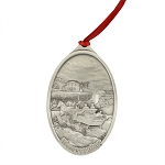 Newfoundland and Labrador - Clarenville  Pewter Ornament - 2019 - Homecoming - Lloyd Pretty