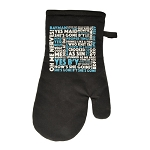 Oven Mitt - Newfoundland Sayings