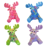 Plush -  Multicoloured Moose  - 8